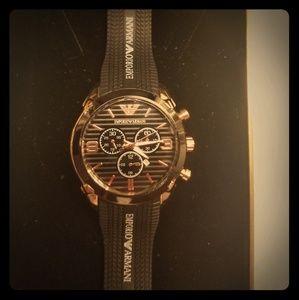 Armani designer watch